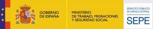 Logotip Ministerio de Trabajo
