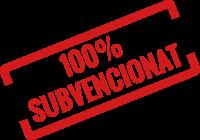 100% Subvencionat