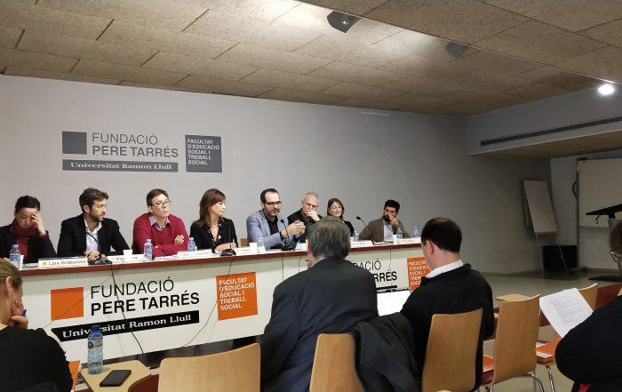 Jornada: La formació continuada dels professionals de les organitzacions de l'acció social de Catalunya